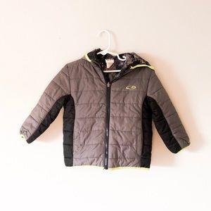 CHAMPION grey and black winter jacket 3T
